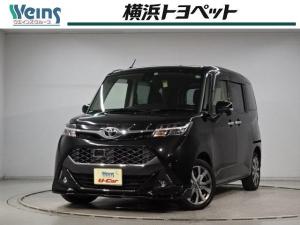 トヨタ タンク カスタムG-T スマートキー メモリーナビ バックカメラ
