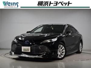 トヨタ カムリ HV G スマートキー フルエアロ メモリーナビ