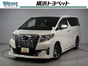 トヨタ アルファード 2.5G モデリスタフルエアロ 10型SDナビ 後席モニター