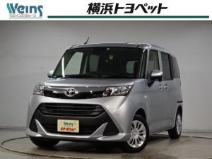 トヨタ タンク X S スマートキー メモリーナビ 電動スライドドア