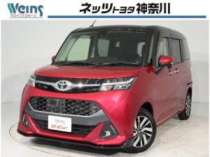 トヨタ タンク カスタムG S 純正メモリーナビ バックモニター LED