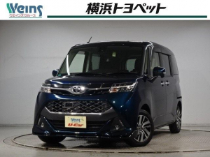 トヨタ タンク カスタムG S 衝突軽減 LEDライト SDナビ Bカメラ