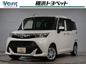 トヨタ タンク X S スマートキー 電動スライドドア