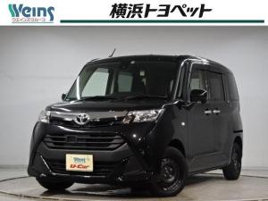 トヨタ タンク X S スマートキー メモリーナビ バックカメラ