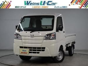 ダイハツ ハイゼットトラック スタンダードSAIIIt LEDヘッドランプ 5速マニュアル 4WD