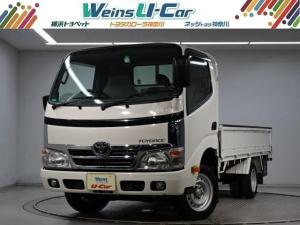 トヨタ トヨエース ロングジャストロー 5速マニュアル ETC 室内除菌加工済