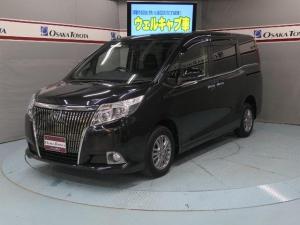 トヨタ エスクァイア XI サイドリフトアップシート装着車 SDナビ フルセグ