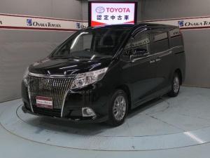トヨタ エスクァイア Xi 7人乗り LED アイドリングストップ Tコネクトナビ