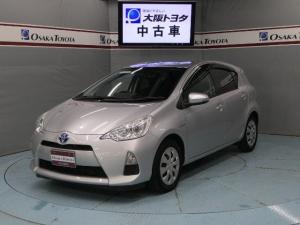 トヨタ アクア G オートアラーム SDナビ スマートキー ETC