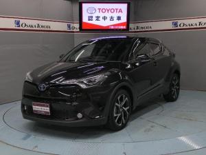 トヨタ C-HR G 衝突被害軽減 ドラレコ レーダークルーズ TCナビ