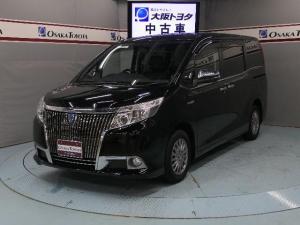 トヨタ エスクァイア ハイブリッドGi 7人乗り SDナビ LED オートクルーズ