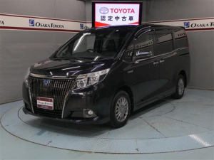トヨタ エスクァイア ハイブリッドGi ブラックテーラード 衝突被害軽減