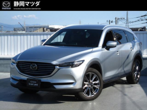 マツダ CX-8 XD L-PKG SKYACTIV-D・CD/DVD/地デジ