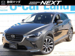 マツダ CX-3 XD-PROACTIVE Sパッケージ AWD GVC CD
