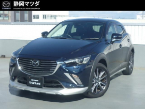 マツダ CX-3 XD-PROACTIVE AWD GVC CD/DVD+地上