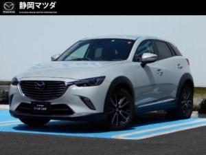 マツダ CX-3 XDツーリング 2WD 6AT マツダコネクトSDナビ 衝突