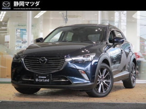 マツダ CX-3 XD-PROACTIVE 6速マニュアル車 CD/DVD・地