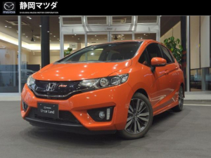ホンダ フィット RS ホンダ純正ナビ・ビルドインETC車載器・バックモニター
