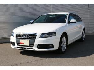 アウディ A4アバント 2.0TFSI Audi認定中古車 認定中古車保証