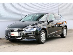 アウディ A3 スポーツバック1.4TFSI  Audi認定中古車