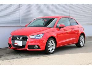 アウディ A1 1.4TFSI Audi認定中古車 ナビゲーション Bカメラ