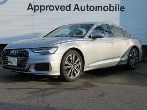アウディ A6  認定中古車 デビューパッケージ HDマトリクスLEDヘッドライト アシスタンスパッケージ