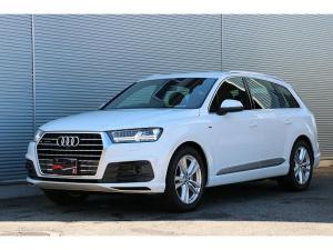 アウディ Q7 45TFSIクワトロ 4WD  Audi認定中古車