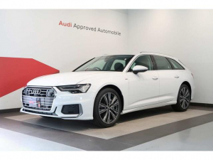 アウディ A6アバント 55 TFSI quattro debut package