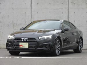 アウディ S5 ベースグレード ブラックグロススタイリングパッケージ (Audi exclusive)  バーチャルコックピット  Bang & Olufsen 3D アドバンストサウンドシステム  レザーパッケージ