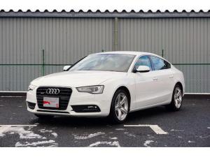 アウディ A5スポーツバック 2.0TFSIクワトロ 禁煙 バックカメラ Audi認定中古車