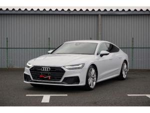 アウディ A7スポーツバック 55TFSIクワトロ Sライン 弊社試乗車 禁煙 Audi認定中古車