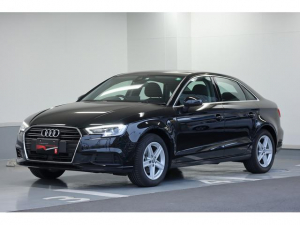 アウディ A3セダン 30TFSI Audi純正MMIナビ・リアカメラ・DSRC・LEDヘッドライト・認定中古車コンビニエンスパッケージ・アシスタンスパッケージ・バーチャルコックピット