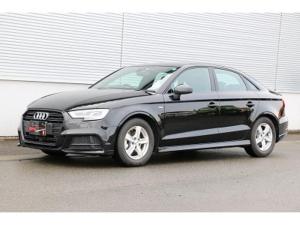 アウディ A3セダン 30TFSI スポーツ Audi認定中古車 Aud正規ディーラー