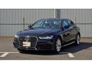 アウディ A6 2.0TFSI クワトロ 禁煙 ナビ・TV ETC サンルーフ マトリクスLEDヘッドライト 4WD Audi認定中古車