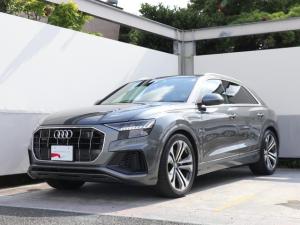 アウディ Q8  Audi Q8 55 TFSI quattro コンフォートアシスタンスパッケージ マトリクスLEDヘッドライト S line パッケージ Bang & Olufsen 3D サウンドシステム