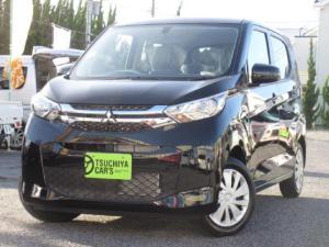 三菱 eKワゴン M 届出済未使用車 キーレス