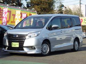 トヨタ ノア ハイブリッドX モデリスタエアロ12セグMナビBカメラ両Aド