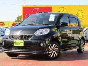 トヨタ パッソ X Gパッケージ キーフリーLEDライトETCシートヒーター
