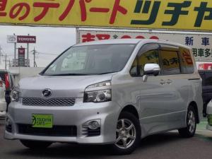 トヨタ ヴォクシー ZSキラメキ フリップDモニタ12セグHナビBカメラ両Aドア