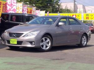 トヨタ マークX 250G リラックスセレクション 地デジHDDナビHIDキーフリーETC