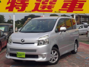 トヨタ ヴォクシー ZS フリップDモニタ12セグHDナビBカメ左AドアHIDキーフリ