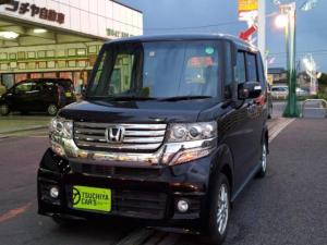 ホンダ N-BOXカスタム G・Lパッケージ キーフリー両Aドア オートAC ベンチシート