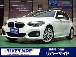 BMW 1シリーズ 118i M Sport 右ハンドル