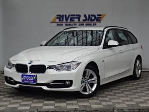 BMW 3シリーズ 320d ツーリング Sport 右ハンドル 純正HDDナビ