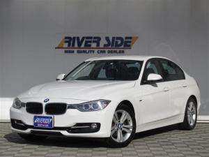BMW 3シリーズ 320i スポーツ 純正ナビ i-Drive バックカメラ DVD再生 コンフォートアクセス パドルシフト HIDライト メモリ付きパワーシート ドラレコ ETC