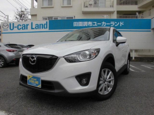 マツダ CX-5 2.0 20S 4WD HID-PKG 6AT HDDナビ