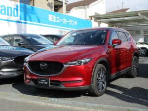 マツダ CX-5 2.2 XD L-PKG 4WD ガラスサンルーフ ドラレコ