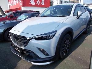 マツダ CX-3 1.5 XD trg L-pkg Dターボ 4WD 6AT