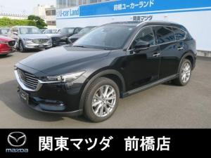 マツダ CX-8 2.2 XD Lパッケージ 4WD Mナビ 地デジ ETC 19AW