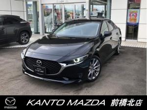 マツダ MAZDA3セダン XD Lパッケージ 2WD マツコネナビ デモカーアップ車